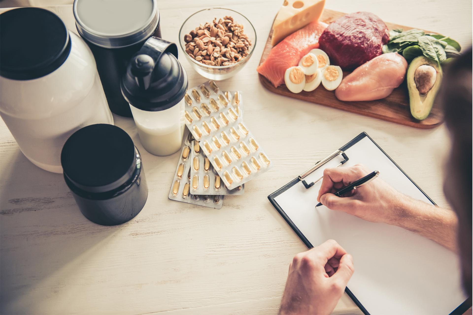 Nutrición deportiva: fundamentos y aplicación