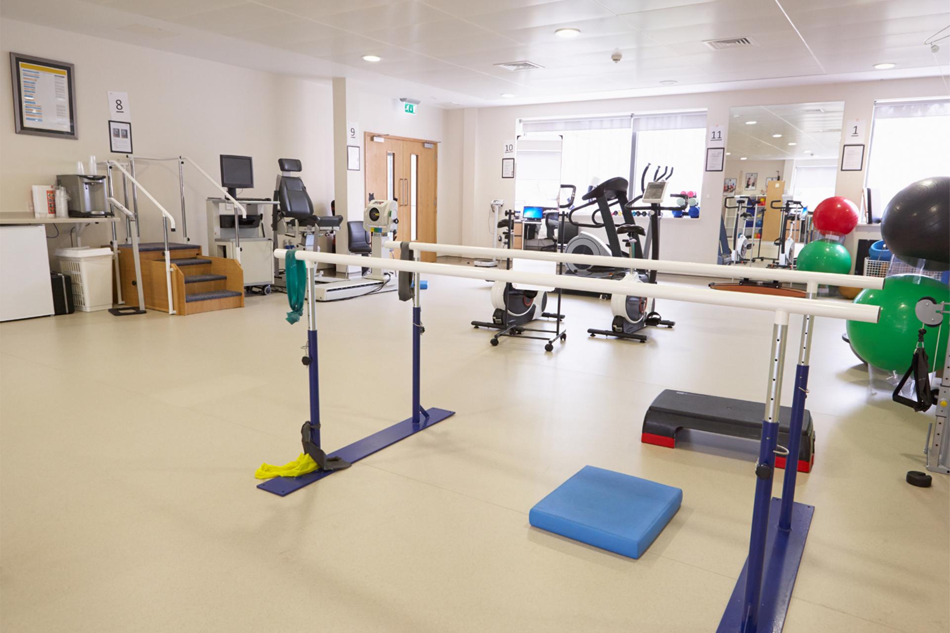 Rehabilitación física intra y extrahospitalaria